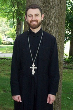 Father Ian Shipley - 2011-2013